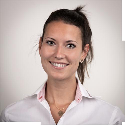 Referentin Viktoria Vogel